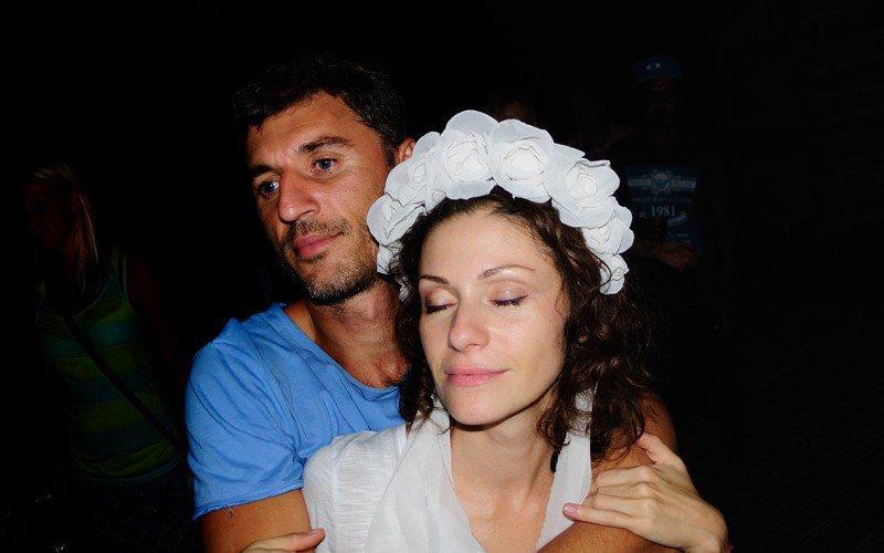 Свадьба юли